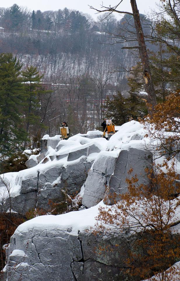 Extreme-Plein-Air-Painting-Taylors-Falls-Minnesota-Bob-Bonawitz-Robert-Matheson.jpg